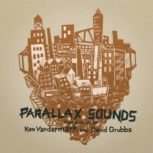 Ken Vandermark And David Grubbs<br>Parallax Sounds OST<br>CD